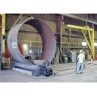 Steel Forged Plate Rollers For Boiler , Chemical Industry / Cylinder Rolling