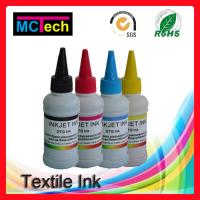 White DTG Ink for Direct To Garment Textile Printer with Competitive Price in digital printing