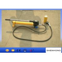 Wholesale HP - 1 Manual Operating Tools Hydraulic Hand Pump For Overhead Line Construction from china suppliers