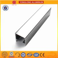 Wholesale Anti-scratch Polished Aluminium Profile Extrusion For Door And Window from china suppliers