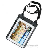 Wholesale 130cm Lanyard Waterproof Beach Pouch , Waterproof Valuables Pouch With Touch Responsive Front from china suppliers
