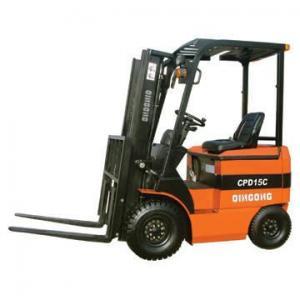 1.5-3 Tons Battery Powered Forklift Trucks