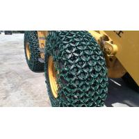 tyre protection chian for mining/underground/metal/slag/quarrying