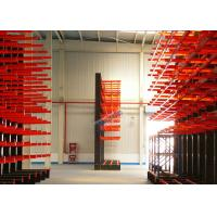 China 1200 Kg Load Capacity Cantilever Storage Racks Roll - Formed H Beam With 700mm Arm wholesale