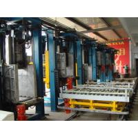 China Refrigerator Automated Assembly Line , 6-station Cabinet Foaming Lines wholesale