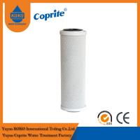 "Wholesale 10"" CTO Drinking Water Filter Cartridges  / Coconut Carbon Block Filter Cartridge from china suppliers"