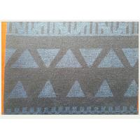 Wholesale Winter Skirt Wool Jacquard Fabric Heavyweight  In Stock 50% W Soft Warm from china suppliers