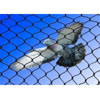 Hand Woven Aviary Wire Netting Inox Line Customized 7x7 / 7x19 Structure
