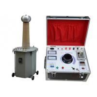 China AC Oil Hipot Tester 3KVA/5KVA/10KVA wholesale