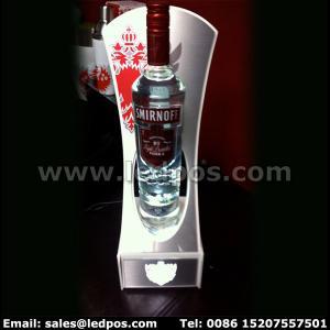 Ledpos Smirnoff Metal Bottle Glorifier
