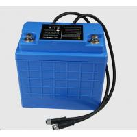 Wholesale 12.8v40Ah LiFePO4 rechargeable 26650 Battery Pack For Solar Storage from china suppliers