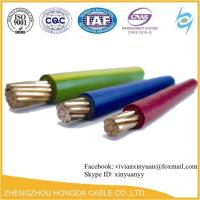 China 600V 90℃/75℃ Dry or Wet PVC Insulated and Nylon Jacketed THHN / THWN / THWN-2 electrical cable wholesale