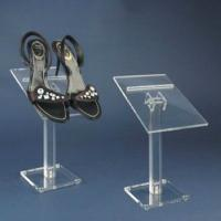 China Perspex / Acrylic shoe display wholesale