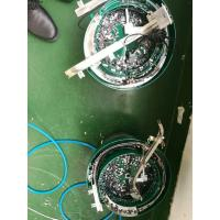 China Iphone Lighting Cable Automatic Soldering Machine With Tin Material Point Symmetrically wholesale