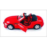 Wholesale 1:24 Alloy Die Cast Smart Custom Scale Model Cars Display BMW Roadster from china suppliers