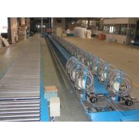 China Vacuuming Refrigerator Assembly Line Equipment With Lift Conveyor wholesale