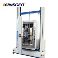 Wholesale AC220V/50HZ High-low temperature and humidity tensile testing machine With Panasonic AC servo motor from china suppliers