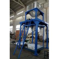 Vertical Jumbo Bag Filling Machine Fertilizer / Feed Bagger 220V - 380V