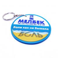 Wholesale custom soft pvc keychains - pvccreations