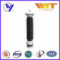 Wholesale 111KV Substation Lightning Arrester Single Phase with Copper Cap from china suppliers