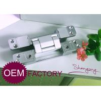 Buy cheap Heavy Duty Invisible Door Hinges / Zinc Alloy 180 Degree Concealed Hinge from wholesalers