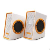 China USB Subwoofer Multimedia Computer Speakers , Cool PC 2.0 Channel Speakers wholesale