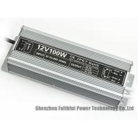 100W 24v Switching Power Supply / LED Sign Led Strip Power Supply 24 Volt Transformer