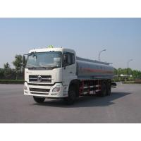 Fuel Oil tank truck Dongfeng Chassis 18.5cbm (6x4) 251 - 350hp Diesel