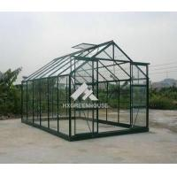2010 Hot Sale Glass Greenhouse