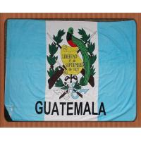 High quality China supplier OEM Wholesale 100% Cotton Custom Flag Beach Towel