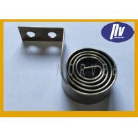 Wholesale Stainless Steel 301 Flat Spiral Spring Cigarette Pushers Springs For Shelf Pushers from china suppliers