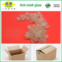Rubber Hot Melt Glue Packaging Granule ,  Packing Box Adhesive Non Toxic