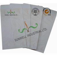 Wholesale White Color Custom Printed Mailing Envelopes , Personalized Mailing Envelopes from china suppliers
