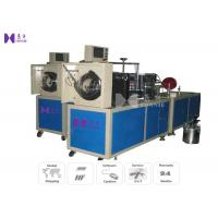 China 800KG Automatic PVC Clear Cylinder Making Machine 50 Pcs / Min With PLC Touch Screen wholesale
