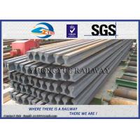 China Light rail,Crane rail of GB11264-89 standard/YB222-63 standard steel rail wholesale