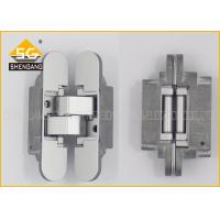 Wholesale Italy Adjustable Interior Door Hinges , Invisible Hinges For Cabinets from china suppliers