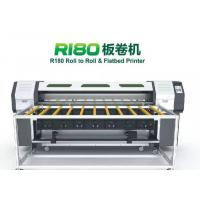 China UV hybird printer machine CMYK White color for PVC board printing wholesale