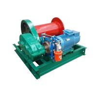 Electric Hoists Winches Widely Used in Cranes, Davits, Derricks,