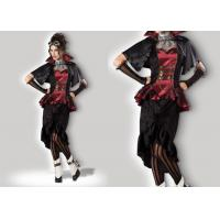 Steampunk Vampiress 1089 Ladies Halloween Costumes , Superwoman Adult Halloween Costumes