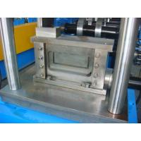 C Shape Steel Purlin Roll Forming Machine in Main Body Stress Structure