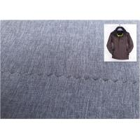 Wholesale Cold - Proof Water Repellent Outdoor Fabric , Water Resistant Fabric For Clothing from china suppliers