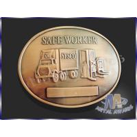 Enameled Engraved Belt Buckles , Fashion 3D Belt Buckles Corrosion Resistance