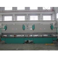 High Speed CNC Press Brake Machine With 500 Ton 4m 5m Or 6 M