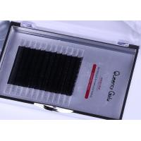 Wholesale Black Color 0.07mm 3D Eyelash Extensions 3 Mix Length In One Row ILAC MRA Approval from china suppliers