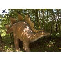 Wholesale Robotic Sightseeing Realistic Dinosaur Models , Life Size Dinosaur Models  from china suppliers