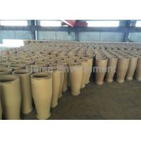 Industrial Dust Cyclone Separator , Dust Collector Cyclone Separator Wear Resistance