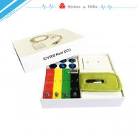Wholesale 12 Channel Rest Ecg Monitoring Device / hand held heart monitor Based On Ios System from china suppliers