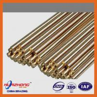 China Copper based material brass welding rod,brazing brass rod,wire/ring/strip type,brass filler metal,2kg/package wholesale