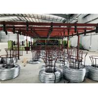 Energy Saving Gabion Machine LNWL33-120-2 With Air Compressor Wire Tensile System