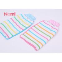 Colorful Exfoliating Body Gloves , Shower Scrub Glove Removing Dead Skin
